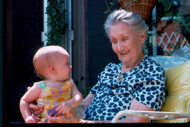 The '70s: Charming great grandma