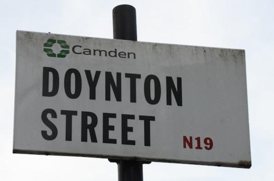 Doynton Street, N19