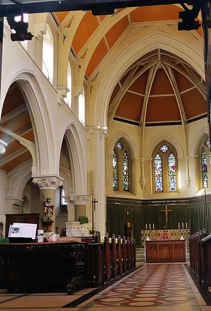 islington, st.james church,  prebend st., london