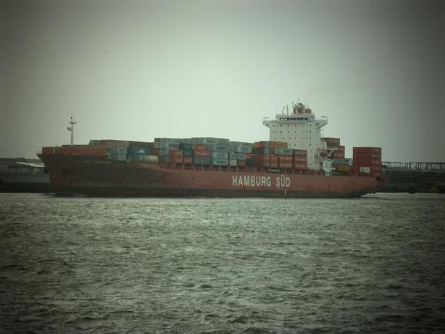 Containerschiff  Cap Harrison