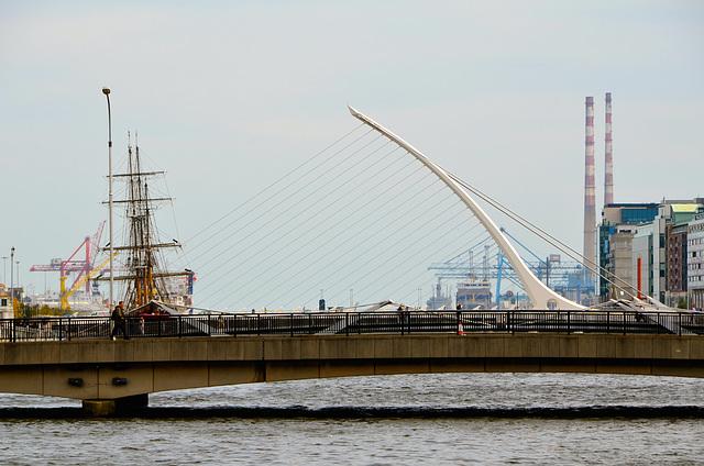Bridges over the River Liffey, Dublin