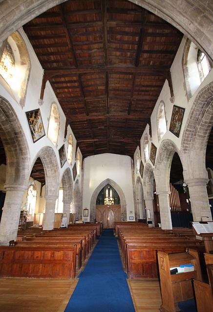St Andrew's Church, Kimbolton, Cambridgeshire