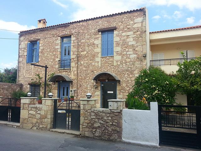 Kalyves house