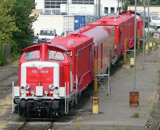 Tunnelrettungszug Hildesheim 1