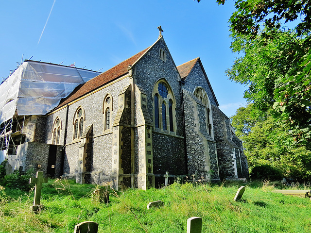 shorne church, kent