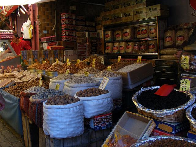 Le Bazar à Izmir