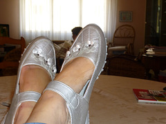 Madame Christine / Ses beaux Pieds dominicaux / Her sexy sunday Feet.