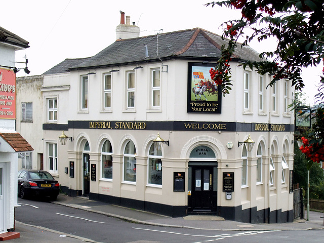 The Imperial Standard public house, Aldershot