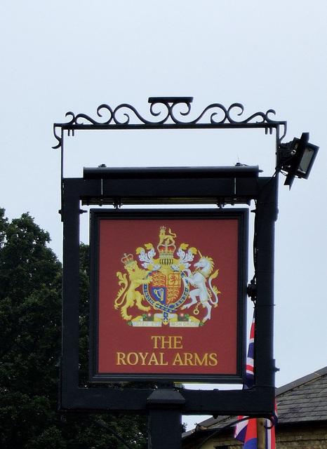 The Royal Arms, Hale, Hampshire