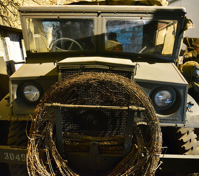 Omaha Beach 2014 – Overlord Museum – Ford Canada Military Pattern truck