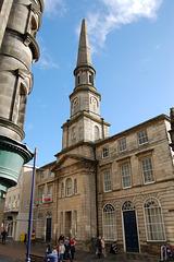 Guildhall, High Street, Dunfermline, Fife