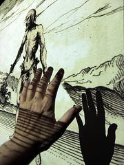 La main gauche de la nuit .