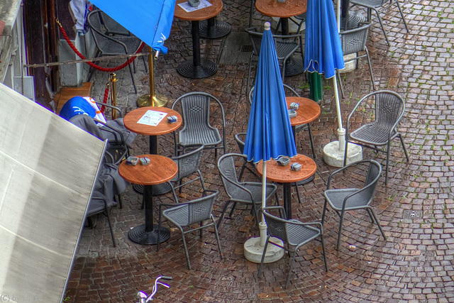 Regentag - Rainy Day