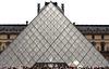 White Sun ~ Pyramide ~ Le Louvre ~ Paris ~ MjYj