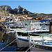 ...le petit port des Goudes ,au Sud de Marseille,pour vous souhaiter un agréable week-end...