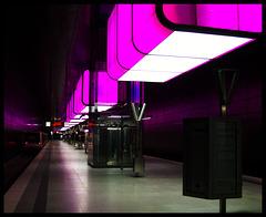 U4 - Station Hafencity University, Hamburg, Germany