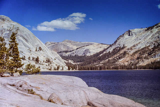 Tenaya Lake, Yosemite N.P. (060°)