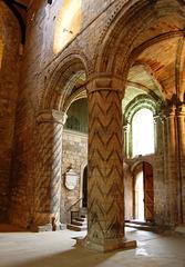 Dumfermline Abbey, Fife, Scotland