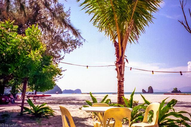 Tanjung Rhu Beach, Langkawi - Dec. 1995