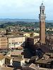 Siena - Piazza Campo e Torre del Mangia