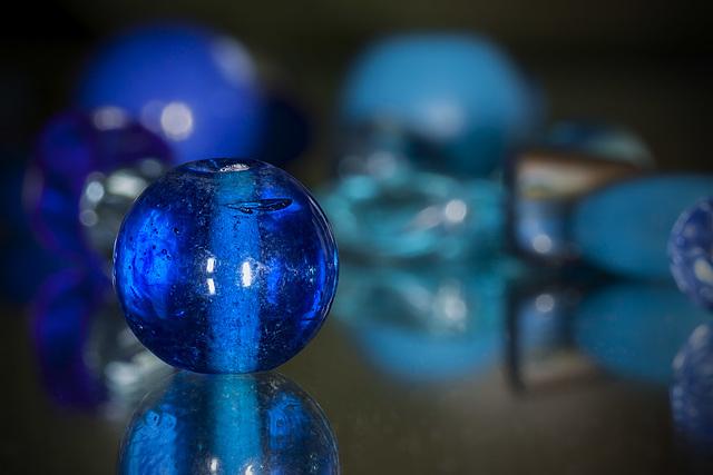 Color Wheel Project: Blue