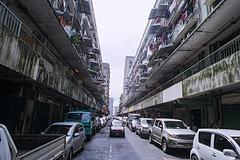 Streets of Sandakan