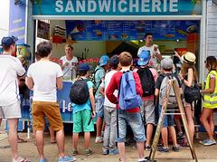 Soulac-sur-Mer - Sandwicherie