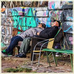 Menschen in Berlin - Die Schläfer