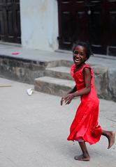 Zanzibar. Stone Town kids.201208