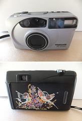 Diese Camera habe ich damals benutzt. ©UdoSm