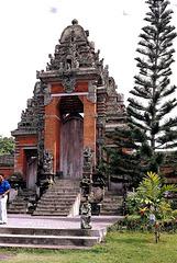 Bali, Fürstentempel Mengwi 3. ©UdoSm