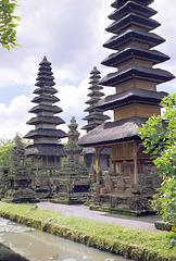 Bali, Fürstentempel Mengwi 4. ©UdoSm