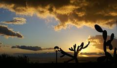 Santa Cruz de La Palma. Morgenstimmung. ©UdoSm