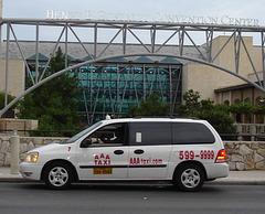 AAA Taxi  /Recadrage