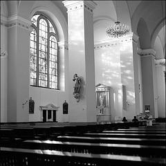 St.-Laurentius-Kirche | Andacht