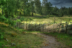The Fence of Stensjö By