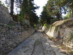 älteste Straße Kretas