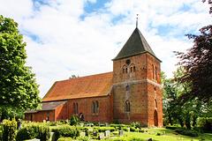 Damshagen, Dorfkirche