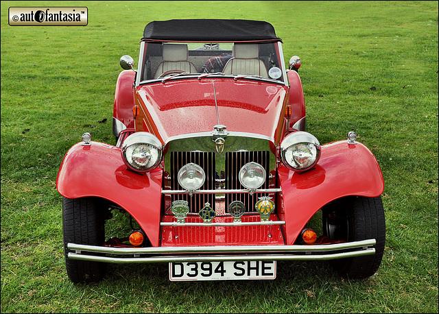 Ipernity 1987 Jba Falcon Kit Car D394 She By Autofantasia