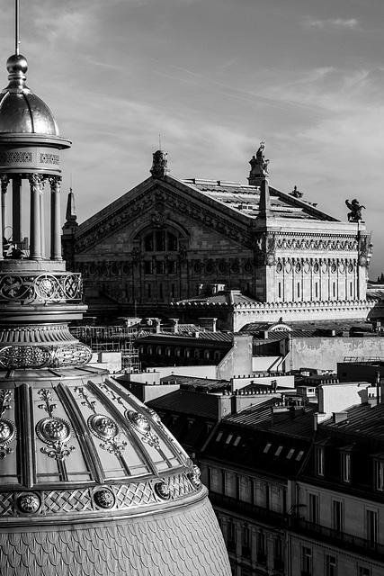 Printemps & Palais Garnier
