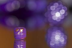 Color Wheel Project: Purple