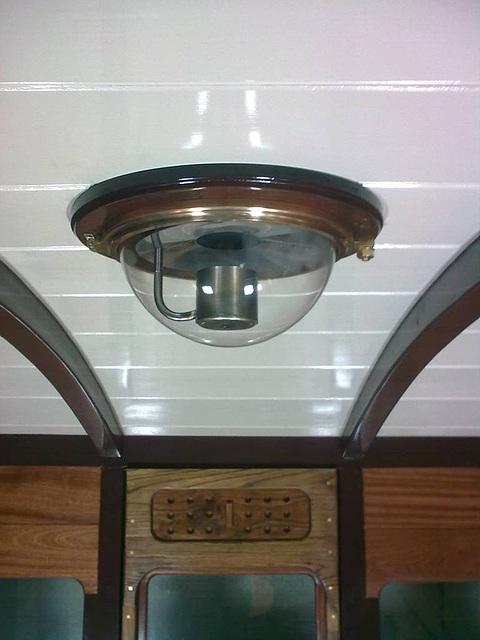 NSR 127 - Oil lamp replica