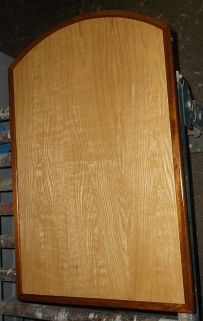 SCB2 - varnished