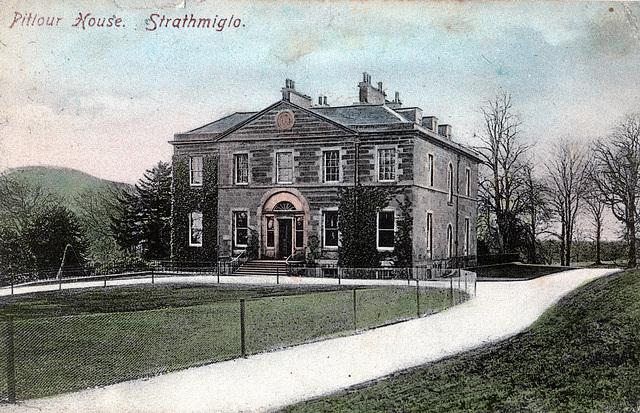 Pitlour House, Strathmiglo, Fife