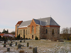 Camin, Dorfkirche