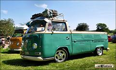 1972 VW Transporter Type 2 (T2) Pick-Up - UDO 765K