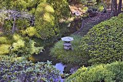 A Stone Lantern – Japanese Tea Garden, Golden Gate Park, San Francisco, California