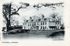 White Hall, Chirnside, Borders, Scotland (now derelict)