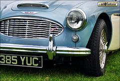 1958 Austin-Healey 100 - 385 YUC