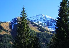 Bergwelt im Kleinwalsertal